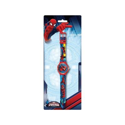 Relógio de Criança Marvel Homem-Aranha