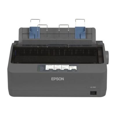 Impressora Matricial Epson LQ-350 Preta