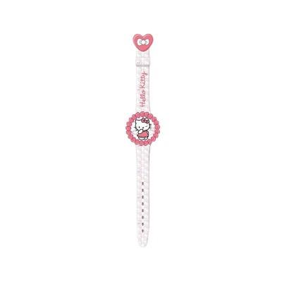 Relógio de Criança Hello Kitty Rosa