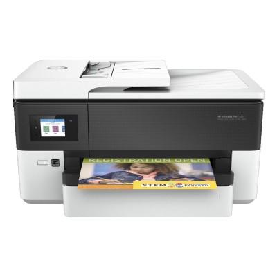 Impressora Multifunções A3 HP Officejet Pro 7720 Wi-Fi/Fax/Duplex Branca