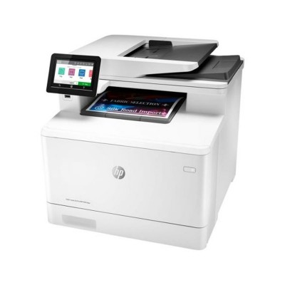 Multifunction Printer HP LaserJet Pro M479dw White