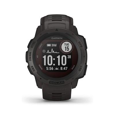 Smartwatch Garmin Instinct Solar Grafite