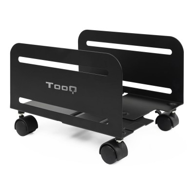 Suporte/Base para Computador c/ Rodas TooQ UMCS0004 Preto