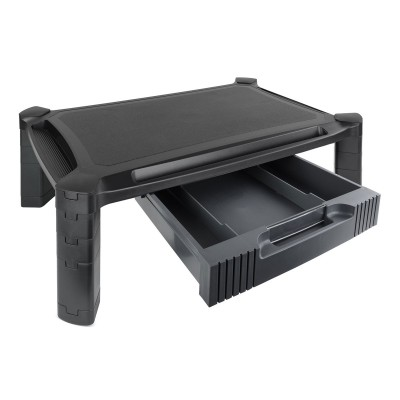 Monitor Base w/ Drawer TooQ MMPSSD01 Black