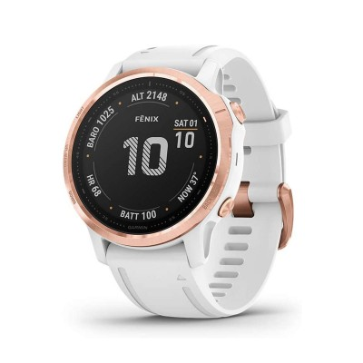 Smartwatch Garmin Fenix 6S Pro 42mm Branco