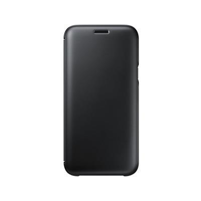 Funda Flip Wallet Original Samsung J5 2017 EF-WJ530CBE Negro