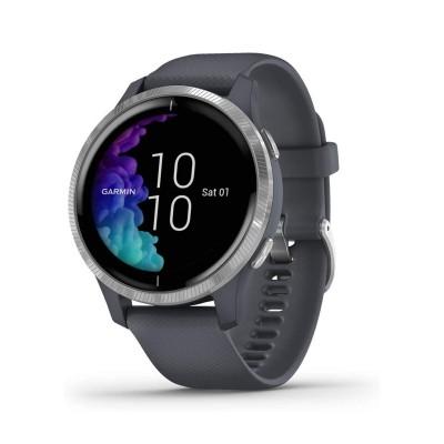 Smartwatch Garmin Venu Gray/Silver