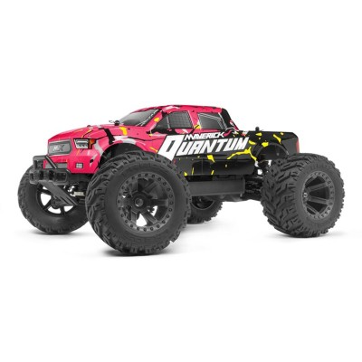 Remote Control Car Maverick Quantum MT Monster Truck 4WD Pink (MV150101)
