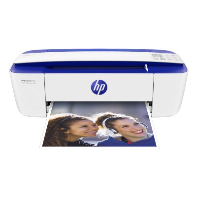 Multifunction Printer HP Deskjet 3760 Wi-Fi White