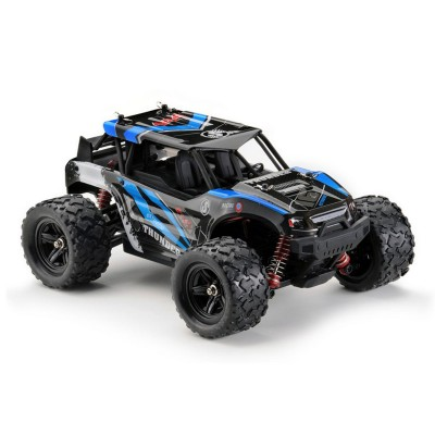 Remote Control Car High Speed Sand Buggy 4WD Blue (AB18004)