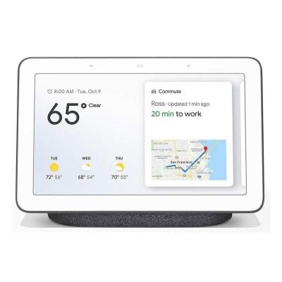 Smart Speaker Google Nest Hub Black