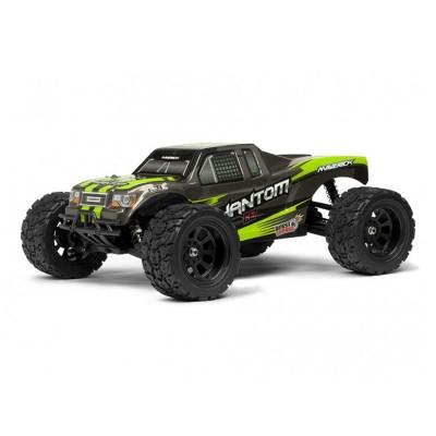 Carro de Control Remoto Maverick Phantom XT Monster Truck 4WD Verde (MV150000)