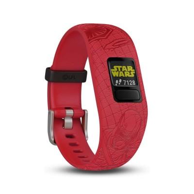 Smartband para Criança Garmin Vivofit jr. 2 Star Wars Vermelho