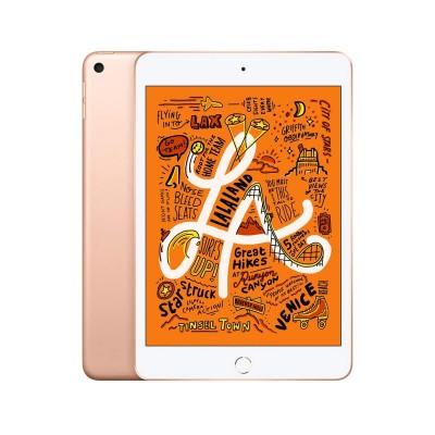 """Tablet Apple iPad Mini 5 7.9"""" Wi-Fi (2019) 64GB Dourado (MUQY2TY/A)"""