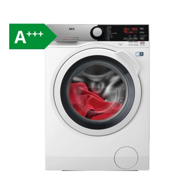 Máquina de Lavar Roupa AEG 9Kg 1400RPM Branca (L7FEE941)