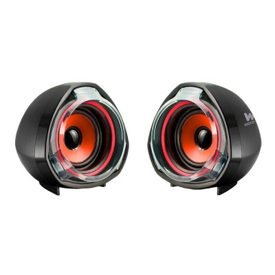 Speakers Woxter Big Bass 70 2.0 15W Black/Red