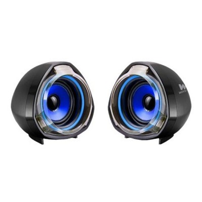 Speakers Woxter Big Bass 70 2.0 15W Blue