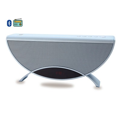 Speaker Conceptronic Apollyon 01B Bluetooth 10W Rádio FM Blue
