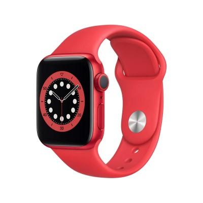 Smartwatch Apple Watch Series 6 GPS 40mm Vermelho