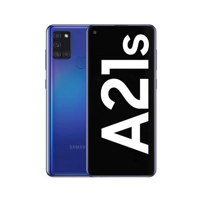 Samsung Galaxy A21s 128GB/4GB A217 Dual SIM Blue