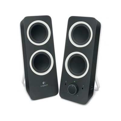 Speakers Logitech Z200 10W Black