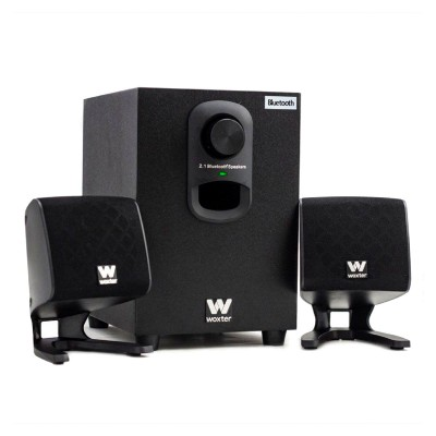 Speakers Woxter Big Bass 110 2.1 Black