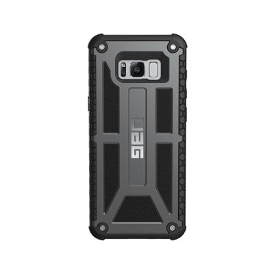 Funda Urban Armor Gear Monarch Samsung S8 Plus Negro (GLXS8PLS-M-GR)
