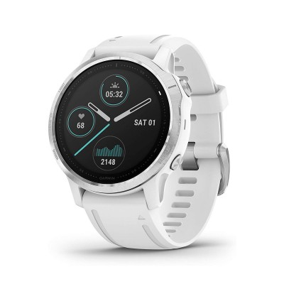 Smartwatch Garmin Fenix 6S 42mm Silver/White