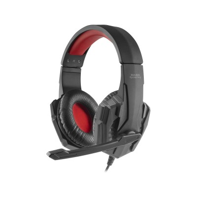 Headset Mars Gaming MH020 Black