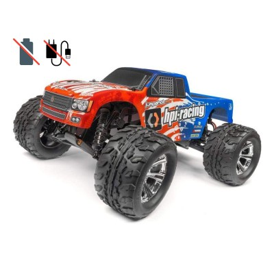 Remote Control Car Jumpshot MT 2WD Red (HPI-120080)
