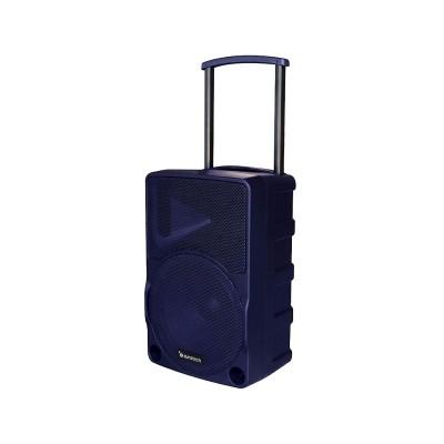 Coluna SPC Muscle Pro 40W Azul