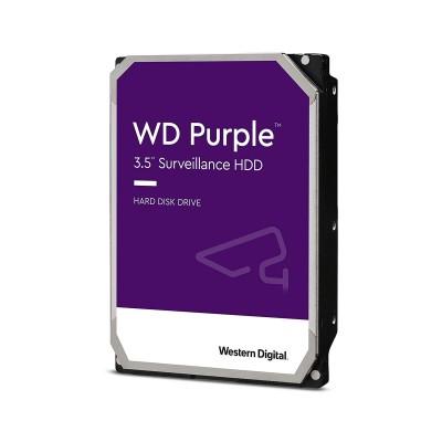 "Disco Rígido Western Digital Purple 6TB 3.5"" 5400RPM 64MB"