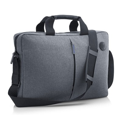 "Laptop Bag HP Value Topload Case 15.6"" Grey (K0B38AA)"