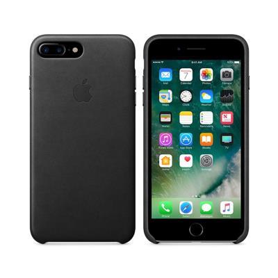 Capa Pele Original iPhone 7 Plus Preta (MMYJ2ZM/A)