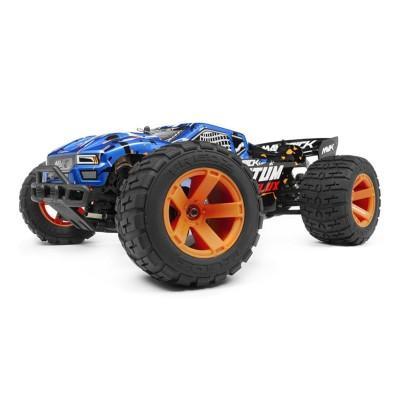 Remote Control Car Maverick Quantum XT Flux Stadium Truck 4WD Blue