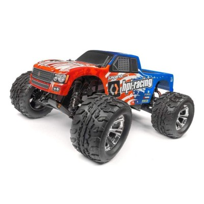Remote Control Car Jumpshot MT 2WD Red