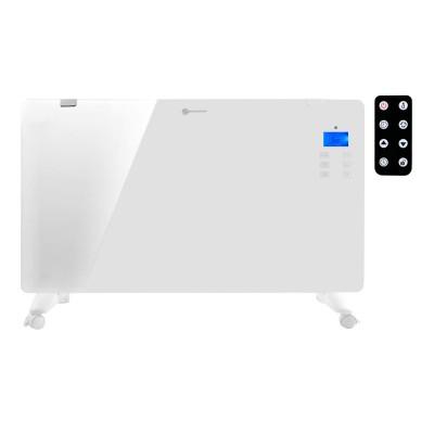 Convector Heater Malatec 2000W White Glass (8959)