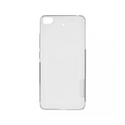 Capa Silicone Nillkin Xiaomi Mi5s Transparente Escuro