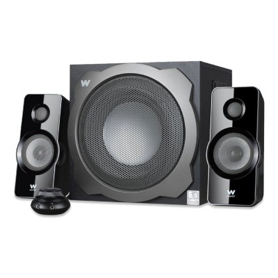 Speakers Woxter Big Bass 260 S 150W 2.1 Black