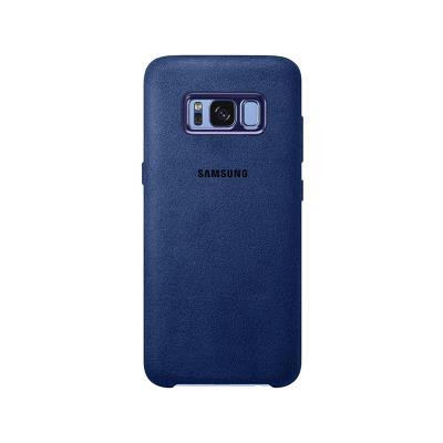 Original Original Alcântara Case Samsung S8 Plus Blue (EF-XG955ALE)