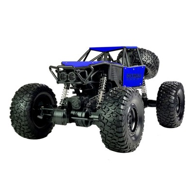 Remote Control Car Monster Truck Blue