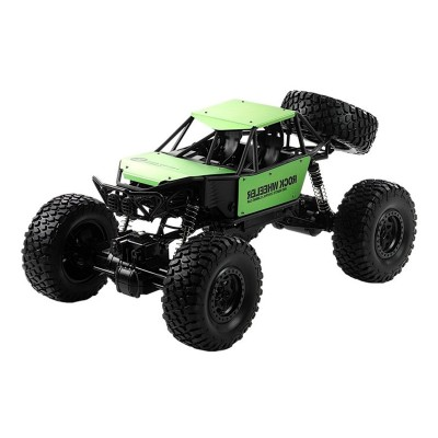 Carro Telecomandado Monster Truck Verde