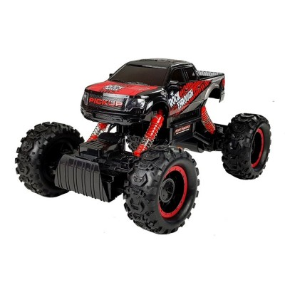 Remote Control Car Pick Up Truck Red