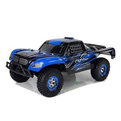 Carro Telecomandado Pick Up FY-01 4x4 Azul