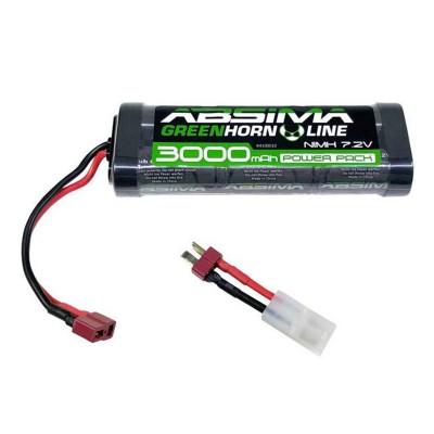 Bateria Absima GreenHorn Stick Pack 7.2V 3000mAh Ni-MH