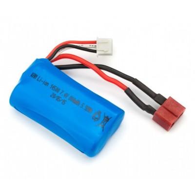 Battery 7.4V 800mAh Li-Ion (540037)