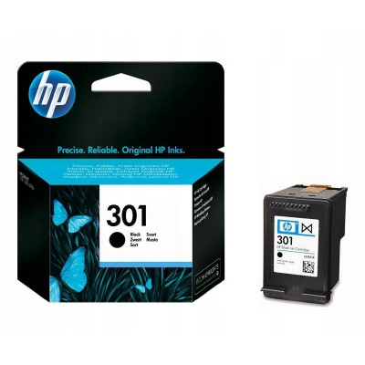 Ink Cartridge HP 301 Black (CH561EE)
