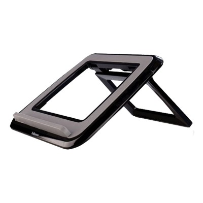 """Laptop Stand Fellowes Spire Series 17"""" Black"""