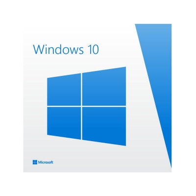 Software Microsoft Windows 10 Home 64 Bits PT