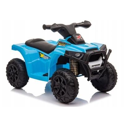 Moto 4 Elétrica XH-116 6V Azul